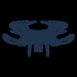 Drone quad grande