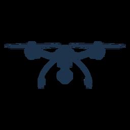 Drone quad delgado