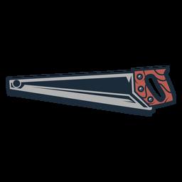 Icono de sierra de leñador