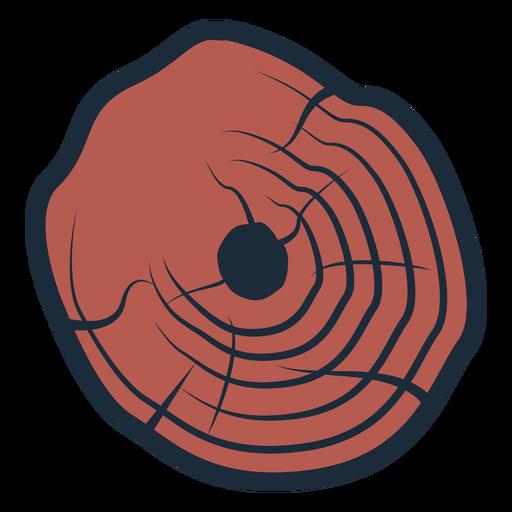 Icono de baúl de leñador