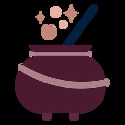 Magician cauldron flat