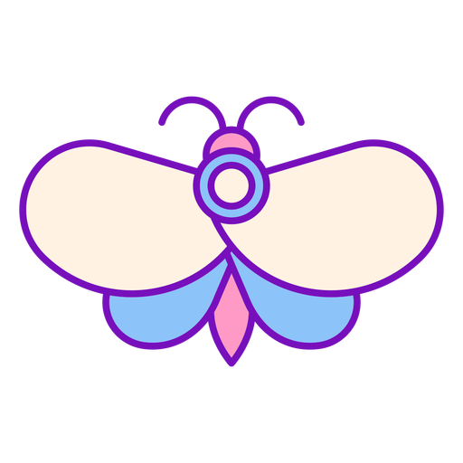 Magician colored butterfly stroke
