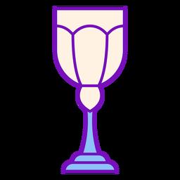Magician colored cup stroke