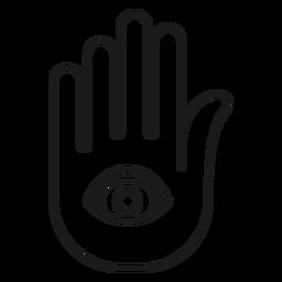 Curso de palma de mão mágico