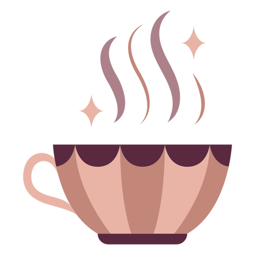 Magician potion cup flat Transparent PNG