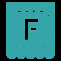 Papel Picado f flach