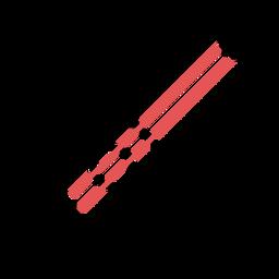 Polygonal guitar stroke