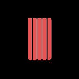 Polygonal lyre stroke