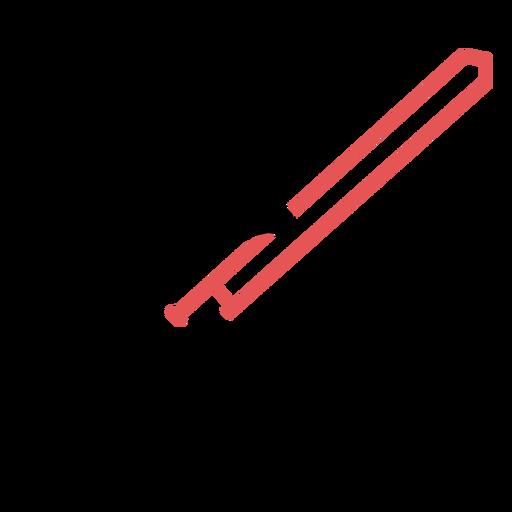 Polygonal trombone stroke