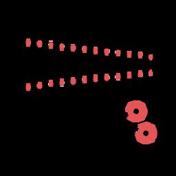 Polygonal xylophone stroke