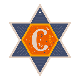 Estrella de david c banner