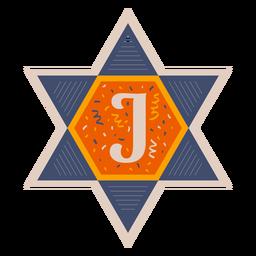 Estrella de david j banner