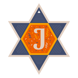 Star of david j banner