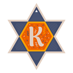 Estrella de david k banner