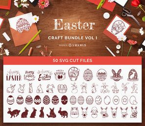 Easter Craft Bundle Vol1
