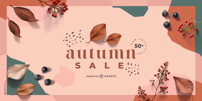 Autumn Sale Banner Slider