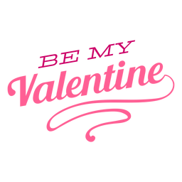Seja meu design de letras dos namorados