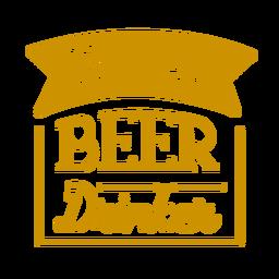Diseño certificado de posavasos cuadrado para bebedor de cerveza