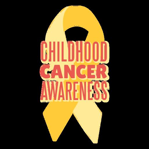 Cotação de apoio ao câncer infantil