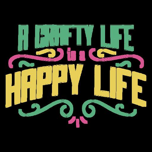 Frase de letras vida feliz vida astuta