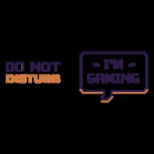 No distribuir cotización de juego Transparent PNG