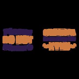 No molestar cita del abuelo