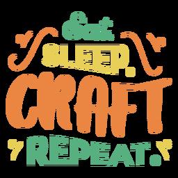 Coma la frase de letras del arte del sueño