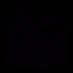 Sándwich de huevo trazo dibujado a mano