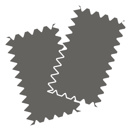 Muestra de tela muestra icono plano gris