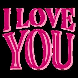Te amo letras de san valentín