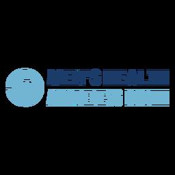 Cita del mes de salud de los hombres azul