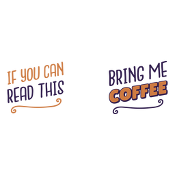 Read this bring coffee quote