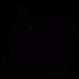 Plantilla de símbolo dibujado a mano sándwich
