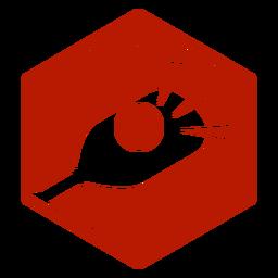 Insignia de pickleball estadounidense