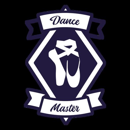 Sapatos de balé pointe dança mestre diamante crachá Transparent PNG