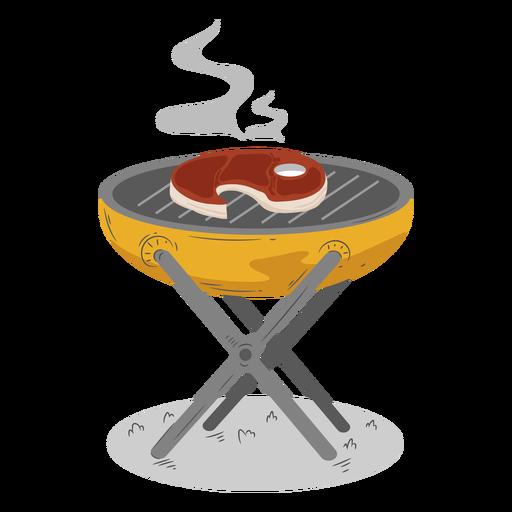 Barbacoa para cocinar filete a la parrilla Transparent PNG
