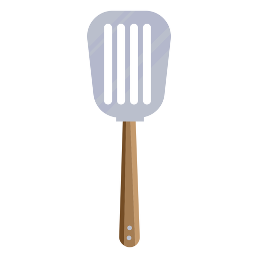 Brown spatula flat Transparent PNG