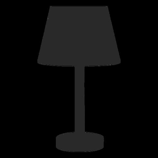 Lámpara de lectura de escritorio clásica silueta redonda