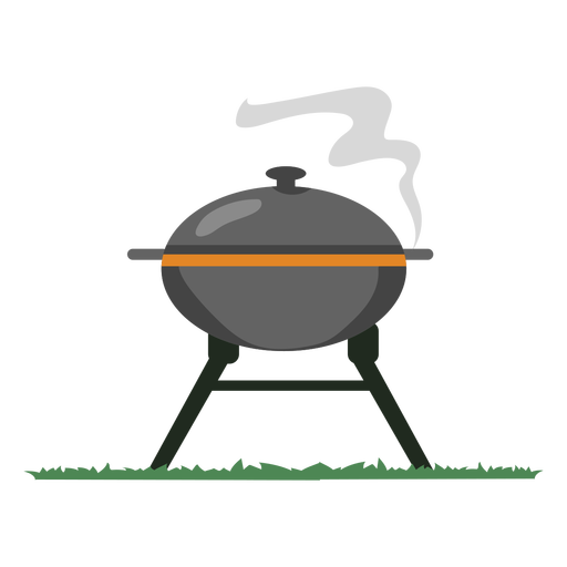 Gray smoke grill bbq Transparent PNG