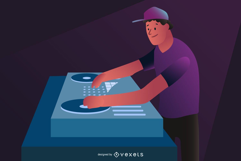 Disc jockey 4
