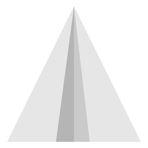 Top view paper airplane flat