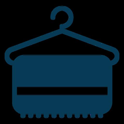 Cloth hanger laundry blue Transparent PNG