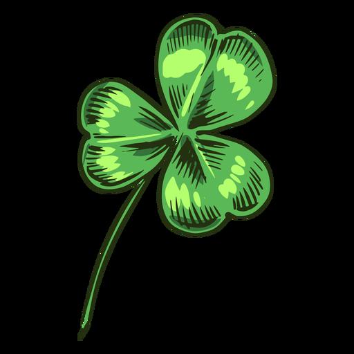 Clover leaf piece