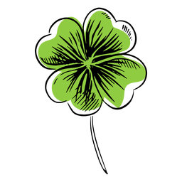 Clover leaf simple