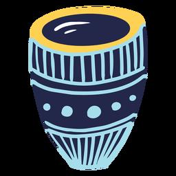 Carnaval tambor de conga
