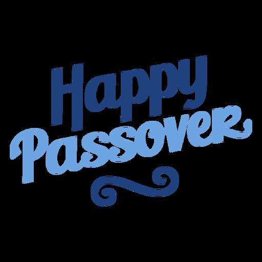 Feliz Pascua letras simples Transparent PNG