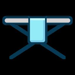 Lavandería con tabla de planchar