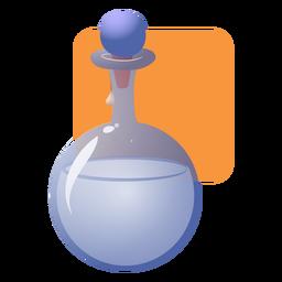 Botella de poción mágica magia