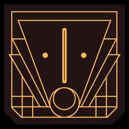 Art-Deco-Banner Nummer 1