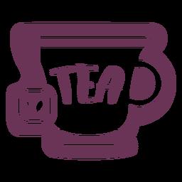 Pantry Tee Etikett